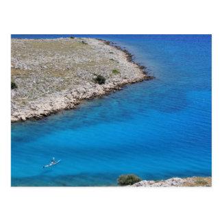 Croatia - Adriatic sea Postcard