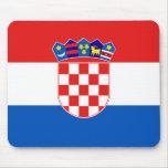 Croatia At The Un, Croatia Mouse Pad