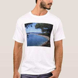 Croatia, Brac Island, Bol, Golden Cape Beach 2 T-Shirt