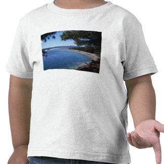 Croatia, Brac Island, Bol, Golden Cape Beach 2 Shirts
