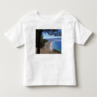 Croatia, Brac Island, Bol, Golden Cape Beach T Shirt