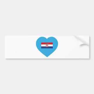 Croatia Bumper Sticker