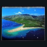 "Croatia Calendar<br><div class=""desc"">Calendar with beautiful pictures of Adriatic sea,  islands and cities</div>"