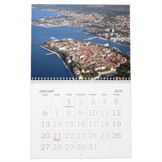 croatia calendar