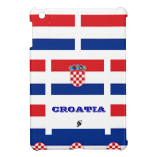 Croatia Case Savvy iPad Mini Glossy Finish Case iPad Mini Covers