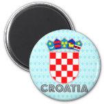 Croatia Coat of Arms Fridge Magnet