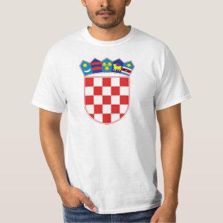 Croatia Coat of arms HR Hrvatska T-Shirt