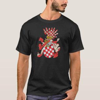 Croatia Coat of Arms (Nineteenth Century) T-Shirt