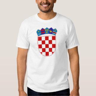 Croatia Coat of Arms T-shirt