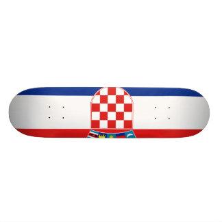 Croatia, Croatia Skateboard Deck