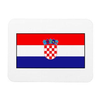 Croatia – Croatian Flag Magnet