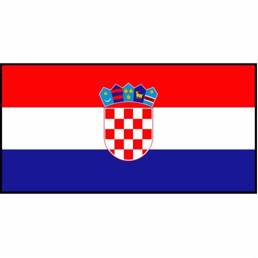 Croatia – Croatian Flag Photo Cutout