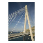 Croatia, Dalmatia, Dubrovnik. Franjo Tudman Photo Print