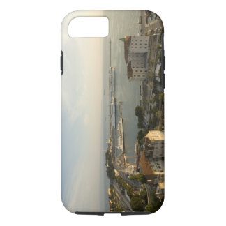 Croatia, Dalmatia, Split. View of Riva iPhone 7 Case