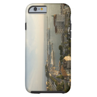 Croatia, Dalmatia, Split. View of Riva Tough iPhone 6 Case