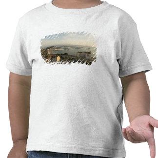 Croatia, Dalmatia, Split. View of Riva T-shirts