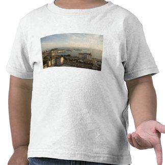 Croatia, Dalmatia, Split. View of Riva T Shirts