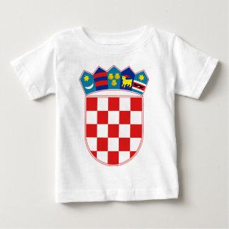croatia emblem baby T-Shirt