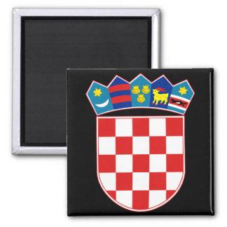 croatia emblem magnet