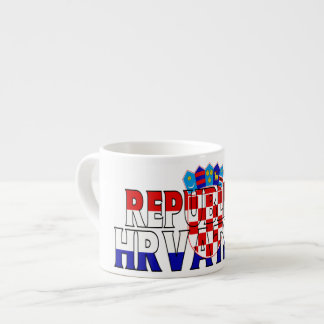 Croatia Espresso Espresso Cup