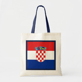 Croatia Flag Bag