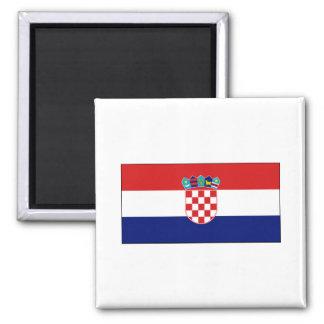 Croatia FLAG International Magnet