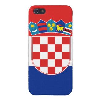 Croatia Flag iPhone Cover For iPhone SE/5/5s