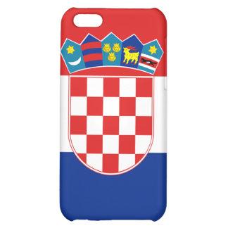 Croatia Flag iPhone iPhone 5C Case
