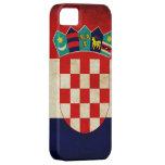 Croatia Flag iPhone SE/5/5s Case