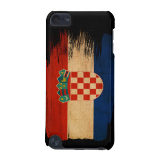 Croatia Flag iPod Touch (5th Generation) Case