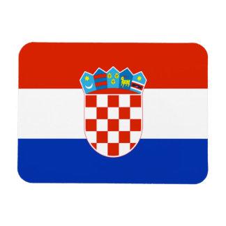 Croatia Flag Magnet
