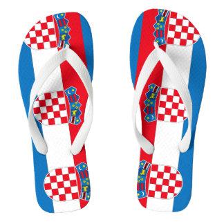 Croatia Flip Flops
