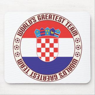 Croatia Greatest Team Mouse Pad