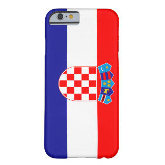 Croatia Hrvatska Barely There iPhone 6 Case