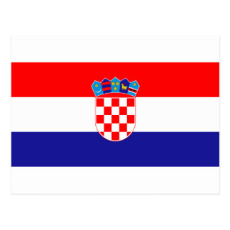 Croatia Hrvatska Postcard