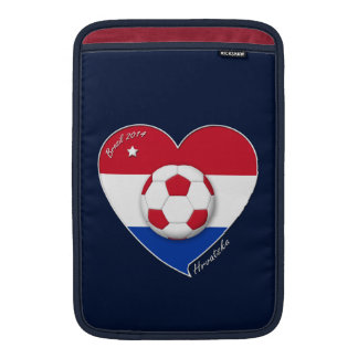 "Croatia ""HRVATSKA"" Soccer Team Fútbol Croacia 2014 Fundas MacBook"