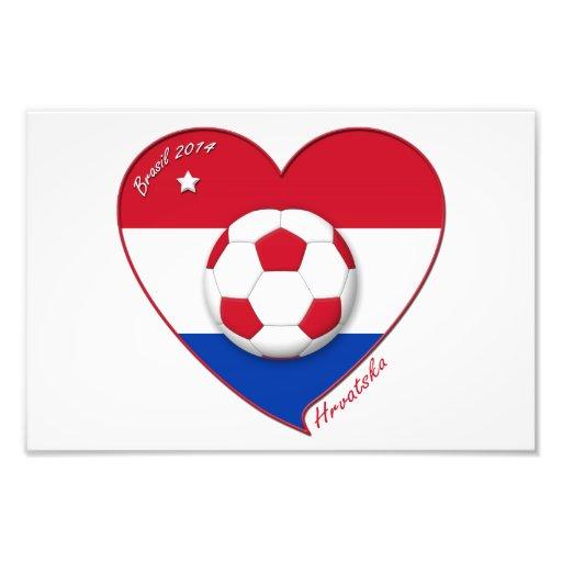 "Croatia ""HRVATSKA"" Soccer Team Fútbol Croacia 2014 Fotos"