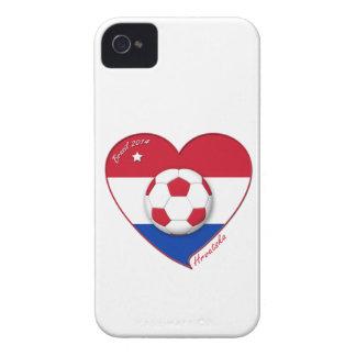 """Croatia """"HRVATSKA"""" Soccer Team Soccer the Croatia  iPhone 4 Case-Mate Case"""