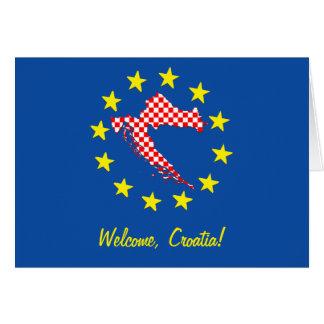 Croatia in EU Card