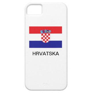 Croatia iPhone 5 Case