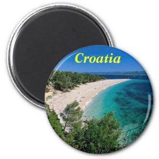 Croatia magnet