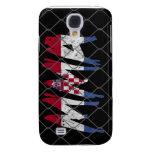 Croatia MMA 3G/3GS iPhone case Samsung Galaxy S4 Covers