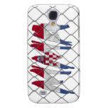 Croatia MMA 3G/3GS iPhone case Galaxy S4 Cover