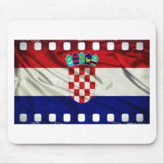 Croatia Movie Industry tribute Mouse Pad