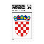 Croatia Official Coat Of Arms Heraldry Symbol Stamps