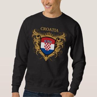 Croatia [personalize] sweatshirt