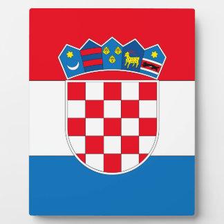 Croatia Plaque