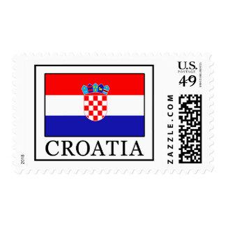 Croatia Postage