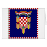 Croatia President Flag