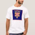 Croatia President Flag T-Shirt